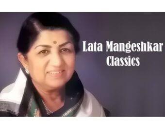 Lata Mangeshkar 70's Classic