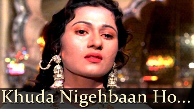 Khuda Nigehbaan Ho Tumhara-mughal-e-azam-lata mangeshkar-oldisgold.co.in