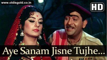 ae-sanam-jisne-tujhe-Diwana-Mukesh-www.oldisgold.co.in
