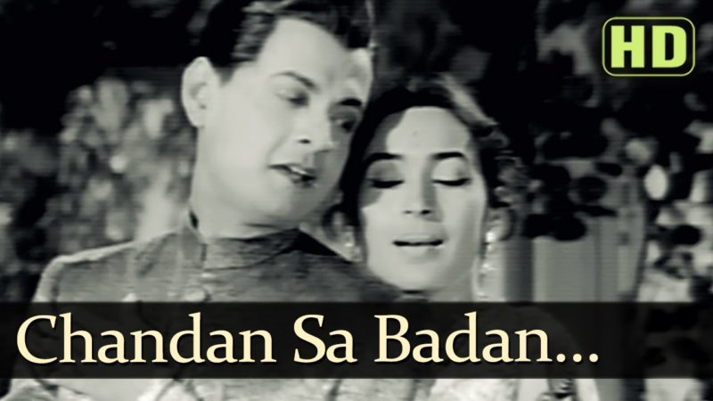 Chandan Sa Badan (MaleVersion) (HD) - Saraswatichandra - Nutan - Manish - Bollywood Evergreen Songs_O_www.oldisgold.co.in