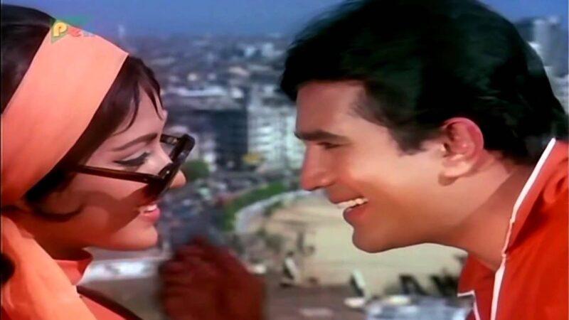 Zindagi Ek Safar Hai Suhana-Andaz-Rajesh Khanna and Hema Malini-Kishore Kumar-www.oldisgold.co.in