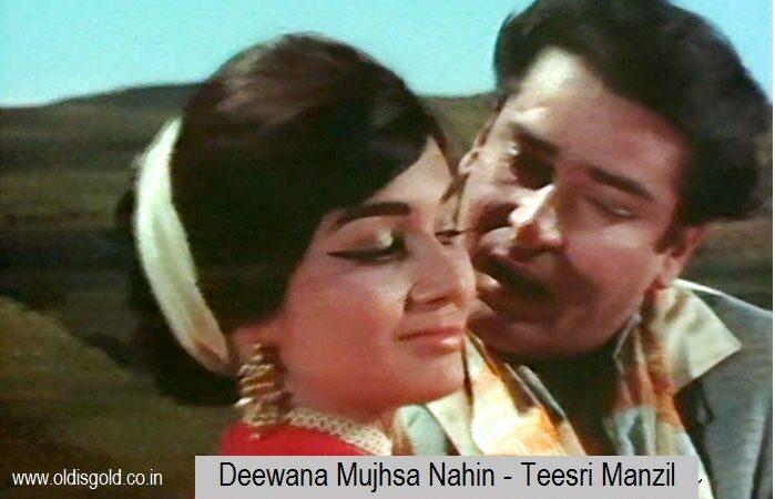 Deewana Mujhsa Nahin-Teesri Manzil-Mohammed Rafi-oldisgold.co.in