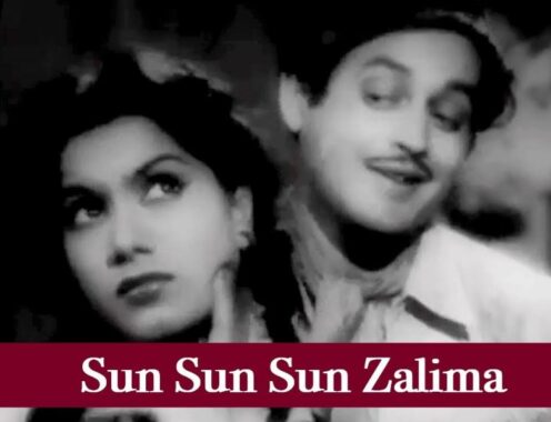 Sun Sun Sun Zalima – Mohammed Rafi Evergreen songs – Old is Gold songs