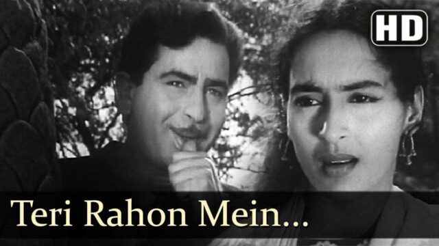 Download Teri Rahon Mein Khade Hain MP3 Song from movie Chhalia by Lata Mangeshkar – Old is Gold songs